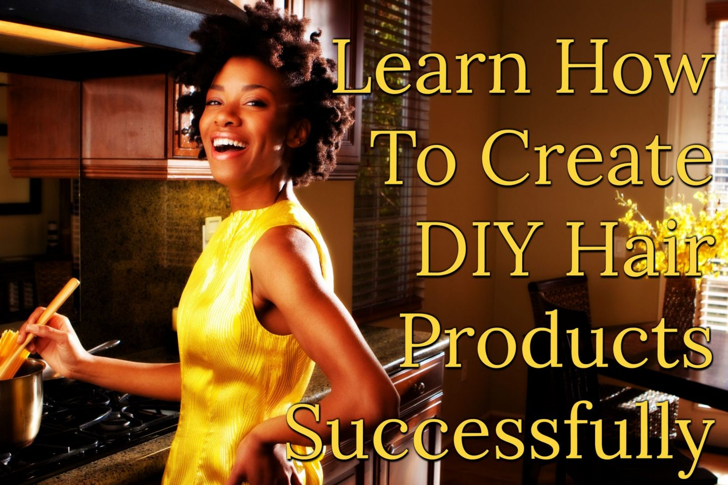 Want to create your own natural hair products from washing to conditioning to moisturizing? We share just what you need to know and do so you can become your own natural hair mixtress!
