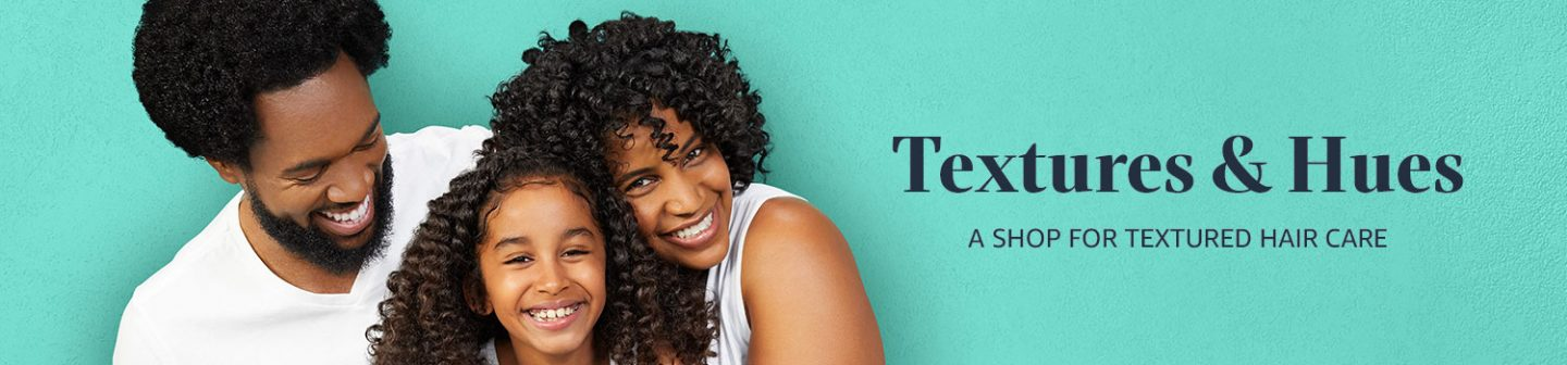 Click here for Textures & Hues, A shop for Textured hair care