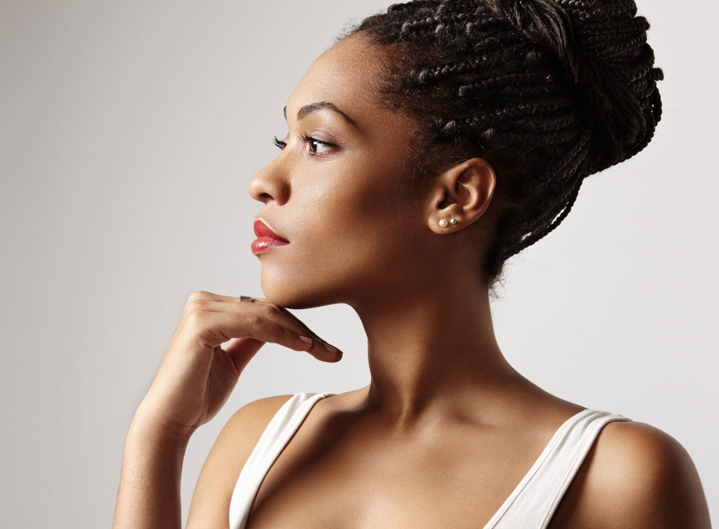 BEST Protective Hairstyles For 4C Natural Hair