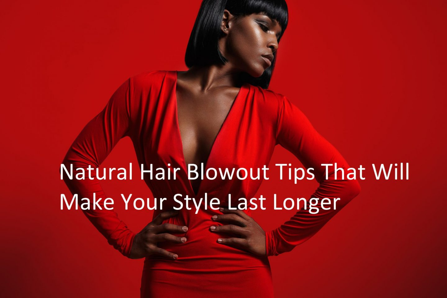 Products To Make A Natural Hair Blowout Last