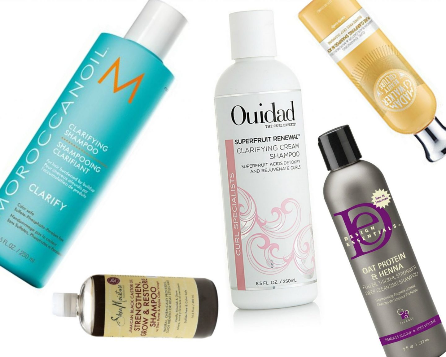 What Is A Clarifying Shampoo & Why Your Natural Hair Needs It