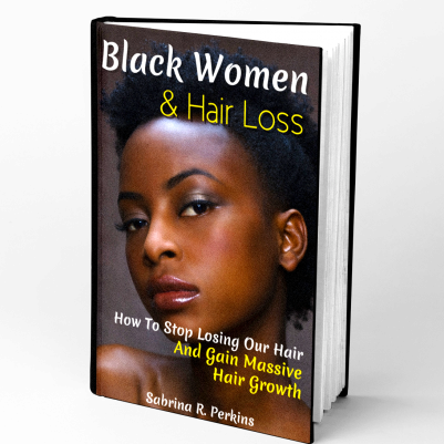 Black Women & Hair Loss: How to Stop Losing Our Black Hair. This eBook is a quick and easy tool for not just stopping hair loss for Black women, but how to work on hair growth to understand what it is and how to defeat it successfully.