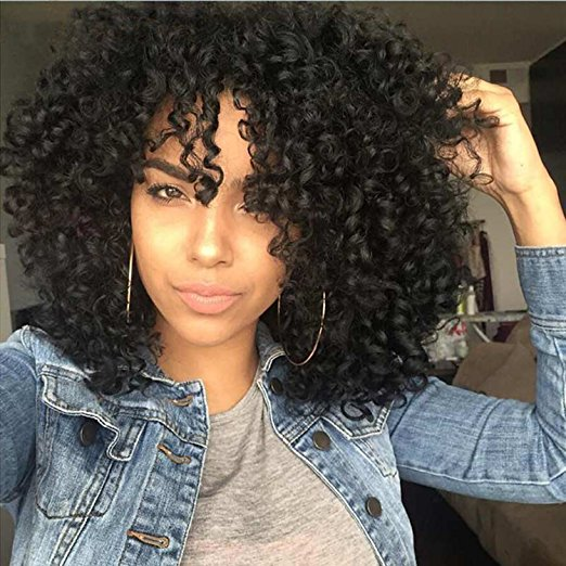 Natural Hairstyles For Noheat Hair Challenge Curly Natural Hairstyles